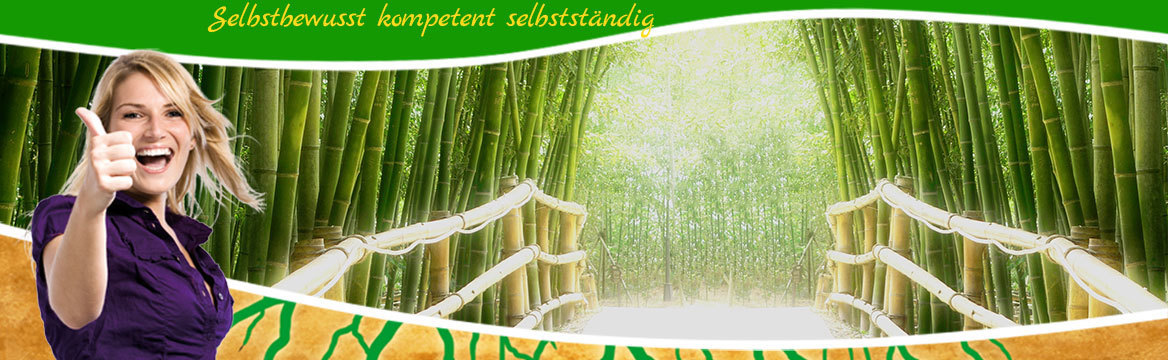 Brücke durch Bambuswald: © avarooa - Fotolia